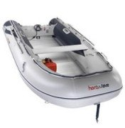 Надуваеми лодки с алуминиево дъно